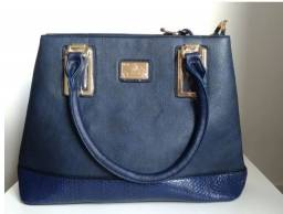 Bolsa Azul Marinho Nova