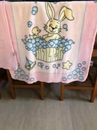 Cobertor e Manta para bebê