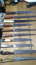 Lote de facas