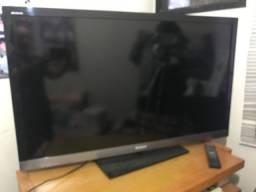 Tv Sony bravia 46 pol com defeito de tela