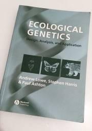 Livro Ecological Genetics: Design, Analysis, and Application
