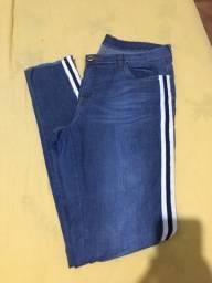 Calças e saia/ cropped e camiseta