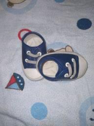 Sapato social azul