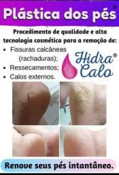 Plástica dos pés