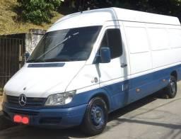 Sprinter 311 Cdi Furgão/ Street/ Longo/ Teto Alto/ 10,5m3