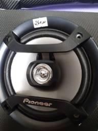 """Alto falante 6"""" Pioneer original novo com garantia instalado em seu carro"""