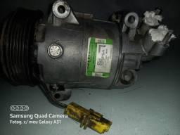 Compressor ar condicionado peugeot 207 c3 1.4 1.6