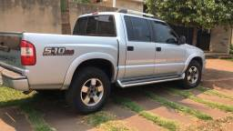 S10 executive 4x4 diesel 2009/2010 prata