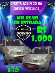 VIVACE R$1.000 ENTRADA