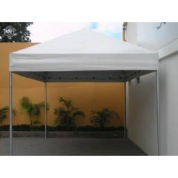 Tenda Branca Usada 3x3
