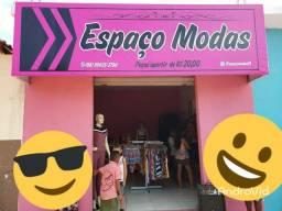 Vende se uma Loja de roupa femenina na nova terra
