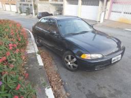 Vendo ou troco Honda Civic 93 com problema no motor!