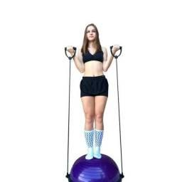 Meia bola com elástico tensão muscular;) entrega grátis