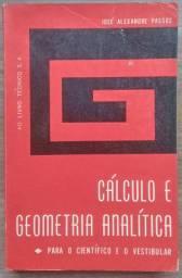 Cálculo e Geometria Analítica - José Alexandre Passos