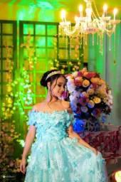 Vestido Debutante/festa
