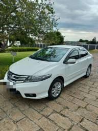 Honda city lx 1.5 16v automático 2012/13 flex