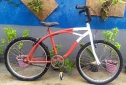 Bicicleta aro 24 lindona