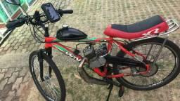 Bicicleta motorizada d
