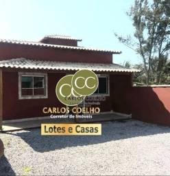 W 257 Lindíssima Casa no Condomínio Verão Vermelho- Unamar - Tamoios - Cabo Frio