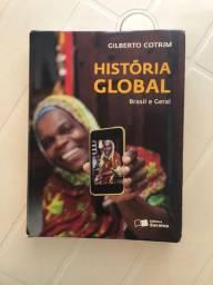 Livro História Global - Gilberto Cotrim