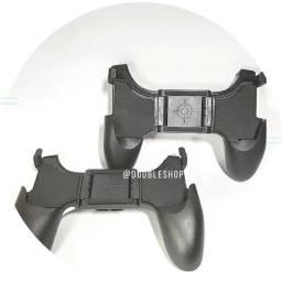 Gamepad articulado + gatilho brinde