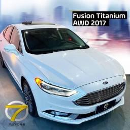 Fusion AWD Titanium 2017