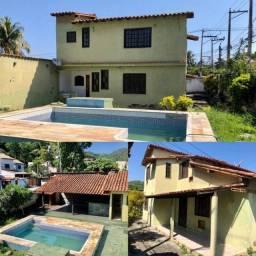 Cafubá, linda casa, 3 quartos, lote de esquina, lazer completo