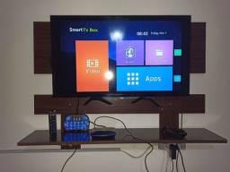 Tv box Q+ número 1 do mercado importado