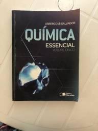 Livro - Química Essencial: volú=ume único - Usberco e Salvador