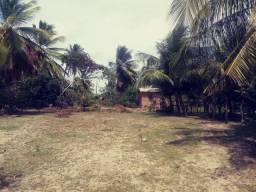 Chalé terreno praia do atins