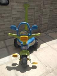 Triciclo infantil Tico-Tico Cebolinha