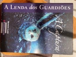 Livro - A lenda dos guardiões - A captura