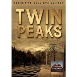 Título do anúncio: Twin Peaks - Coleção completa