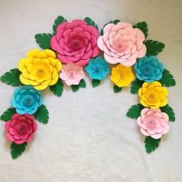 Flores decoração