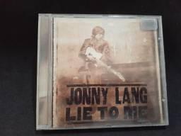 Cd Jonny Lang (Vários outros títulos)
