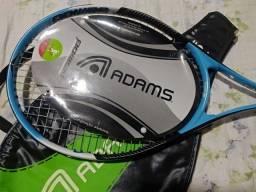 Raquete Adams Tennis Tênis Nova