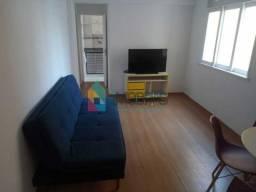 Apartamento à venda com 1 dormitórios em Copacabana, Rio de janeiro cod:CPAP10837