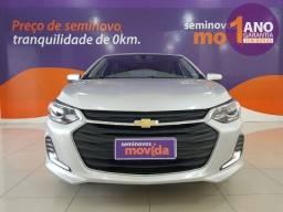 Título do anúncio: Chevrolet Onix Premier II 1.0 Turbo (Flex) (Aut)