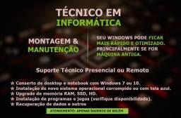 Técnico em informática - Belém