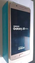 Celular Samsung J5 Metal Dourado