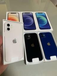iPhone 12 64GB Novos / Lacrados