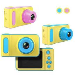 Câmera fotográfica digital infantil