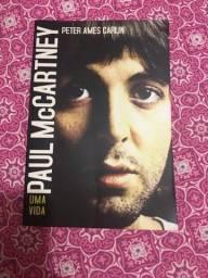 Livro Paul Mccartney Beatles