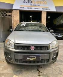 Fiat Strada Working CS 1.4 Completa // Entrada + Prestações R$ 797,45