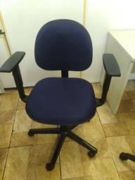 Cadeira Executiva Ergonômica - Produto Seminovo