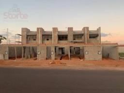 Casas estilos sobrados com 3 dormitórios à venda, 103 m² por R$ 300.000 - Vida Nova - Uber