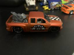 Hot wheels silverado
