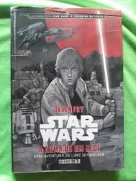 Título do anúncio: star wars a arma de um jedi em bom estado