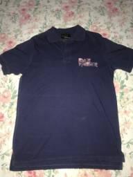 Lote 2 camisetas oficiais e importadas do Iron Maiden polo vintage Tamanho M