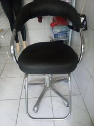 Cadeira de cabelereiro